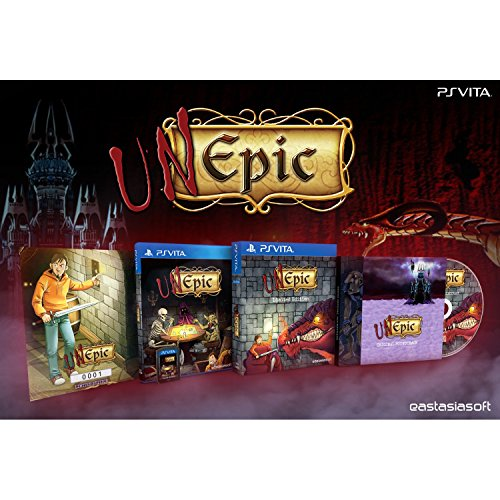 Unepic Limited Edition - Playstation Vita