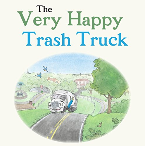 The Very Happy Trash Truck - Children's Book - Creative Reading for Kids ()