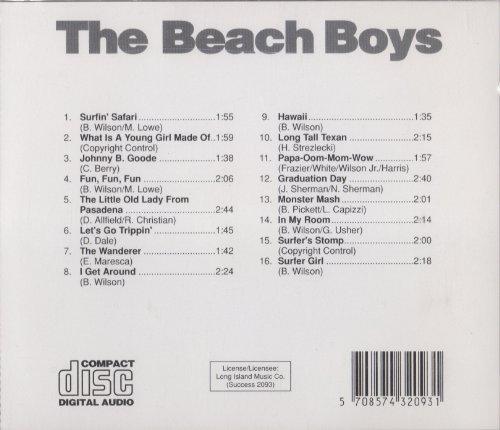 The Beach Boys-Surfin Safari Live-REPACK-CD-FLAC-1989-MAHOU Download