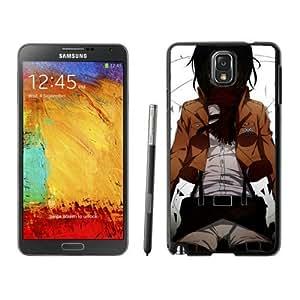 Grace Protective Shingeki no Kyojin 24 Black Samsung Galaxy Note 3 Case wangjiang maoyi by lolosakes