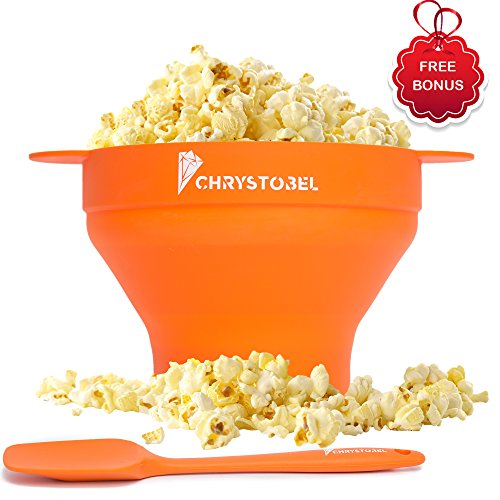 Popcorn Chrystobel Healthy Microwave Silicone