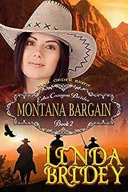 Mail Order Bride - Montana Bargain: Historical Cowboy Romance Novel (Echo Canyon Brides Book 2)