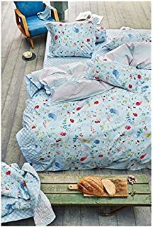 Pip Studio Cama Hummingbirds Azul 150 x 210