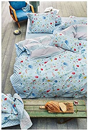 Pip Studio Bettwäsche Hummingbirds Blau 150x210 Amazonde Küche