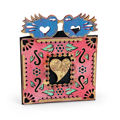 Sizzix 662322 Framelits Die by Crafty Chica-Birds - Shop Chico