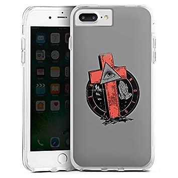 coque iphone 8 plus croix