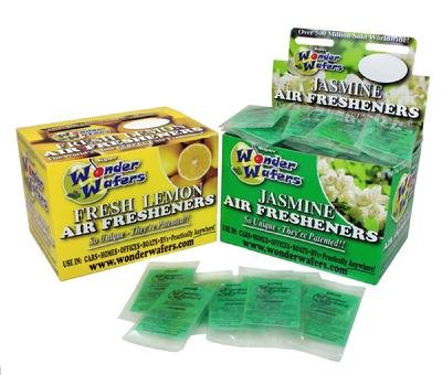 (Wonder Wafers 28 CT Individually Wrapped Variety Pack Air Fresheners)