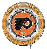 """Philadelphia Flyers 19"""" Neon C"""