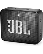 JBL GO2 Ultra Portable Waterproof Wireless Bluetooth Speaker with up to 5 Hours of Battery Life - Black