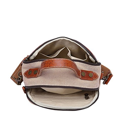 Neu, Retro, Persönlichkeit, Mode, Outdoor Tasche, Handtasche, Leinwand, D0195