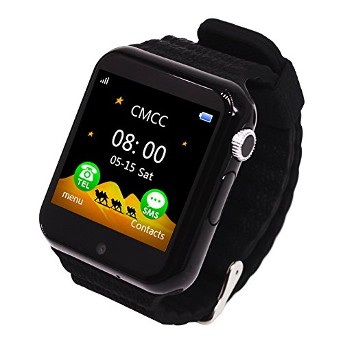 Amazon com: Smart Watch for Kids, GPS Positioning and Standalone