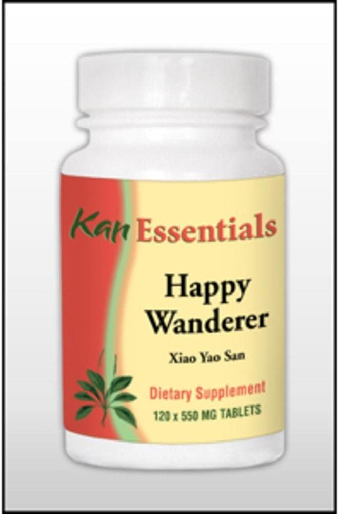 Happy Wanderer 120 Tabs By Kan Herbs