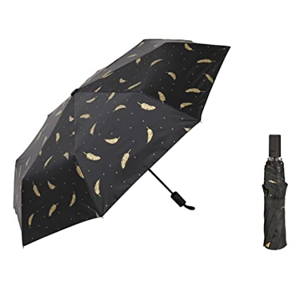 373807e3f708 Amazon.com: Yunhigh Windproof Umbrella Pocket Umbrella Folding ...