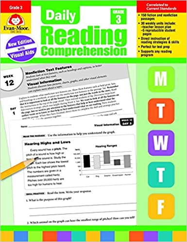 Daily Reading Comprehension, Grade 3: Amazon ca: Evan-Moor