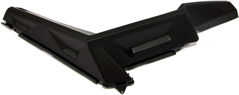 Genuine OEM Part 5439766-070 Gloss Black Polaris Rear Left Fender Flare Qty 1