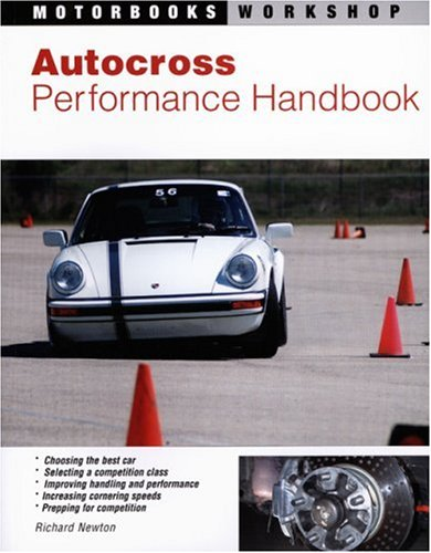 Download Autocross Performance Handbook (Motorbooks Workshop) ebook