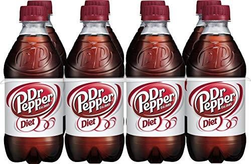 Diet Dr Pepper, 12 fl oz bottles, 8 count