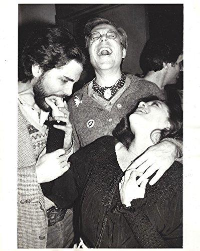 Madeline Kahn  Marco Polo Sings  Chris Sarandon   John Guare 1977 Press Photo