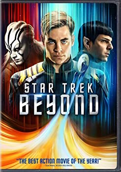 Star Trek Beyond (Dvd) 0