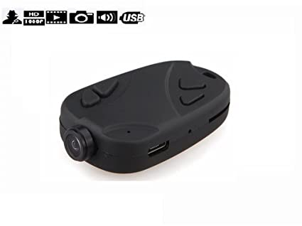 Buy Hidden Spy Camera Mate 808 Keychain Camera 1080P RC FPV Cam Motion  Detector Monitor Outdoor Camcorder 16gb 120 degree Online at Low Price in  India ... b212cf0e6
