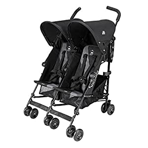 Amazon Com Maclaren Twin Triumph Double Stroller Black
