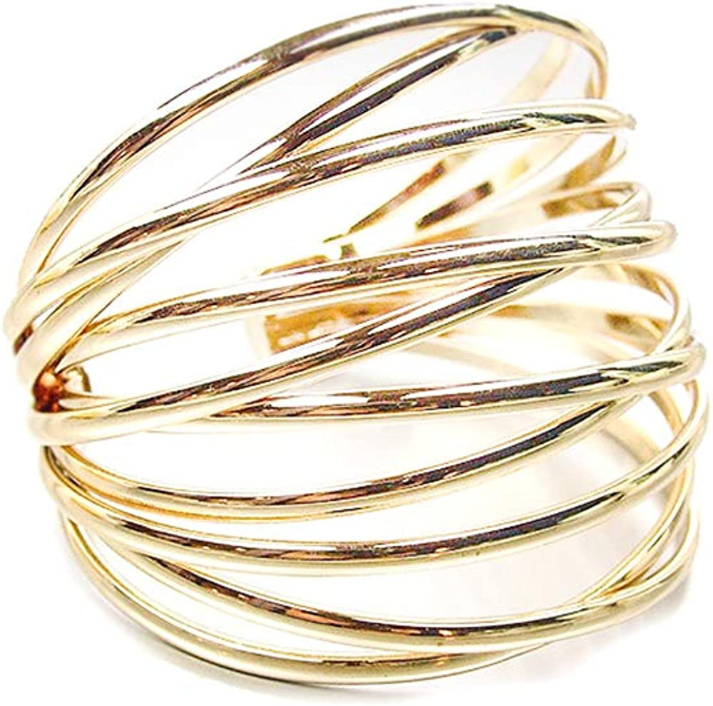 Artisanal Silver/Gold Metal...