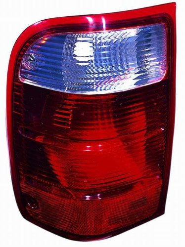 Depo 330-1908L-UF Ford Ranger Driver Side Tail Light (Unit Left Driver)