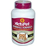ActiPet? Hairball Formula Chicken Tuna 60 Chewables, My Pet Supplies