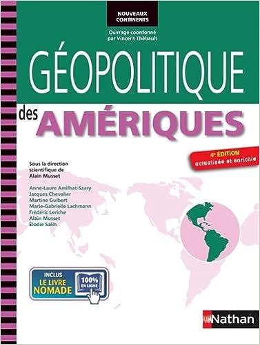 Lire un Géopolitique des Amériques pdf
