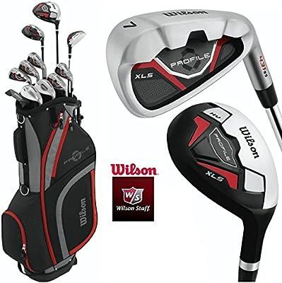 Wilson Profile XLS Mens +1 - Set de golf completo para ...