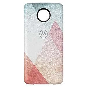 Motorola PG38C02241 Batería Recargable para Moto Z/Moto Z Play/Moto Z2 Force, USB-C, 2220mAh, color Blanco