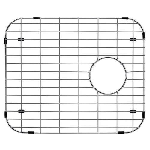 VIGO Stainless Steel Bottom Grid, 14-in. x 17.125-in.