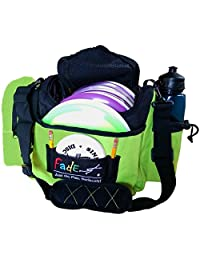 Fade Gear Crunch Box Disc Golf Bag, Mid-Sized, 12 Discs and 2 Putters Capacity