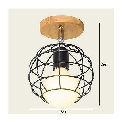 KFDQ Lámparas Decorativas de Techo para el hogar, Bar ...