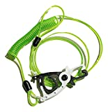 Cal Coast Fishing Donkey Leash, New and Improved Smaller Clip and Longer Lanyard (Green)
