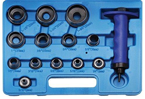 BGS 566 Punches Set, Black/Blue BGS technic KG