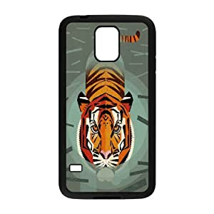 High Quality {YUXUAN-LARA CASE}Always Love Tigers For Samsung Galaxy S5 STYLE-15