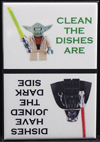 Best dishwasher magnet clean dirty star wars to buy in 2019
