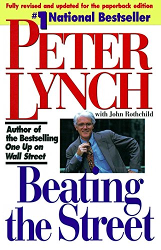 Amazon beating the street ebook peter lynch john rothchild beating the street by lynch peter sciox Gallery