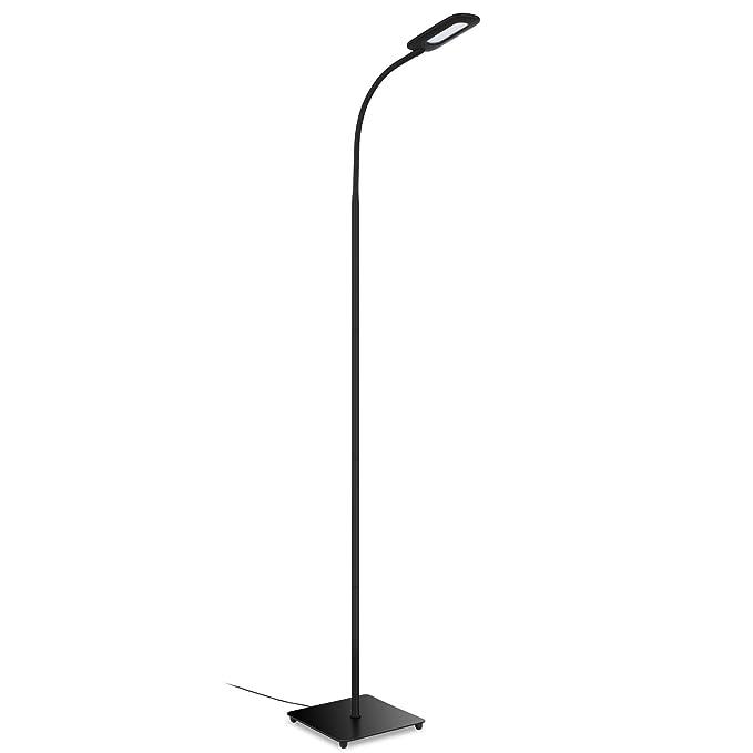71 opinioni per Aglaia Lampada da Terra a LED Pieghevole, 6,8W Luce Touch Dimmerabile con 3