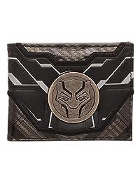 Marvel Marvel Black Panther Black Bi-Fold Wallet