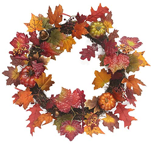 48 Inch Outdoor Lighted Christmas Wreath in US - 7