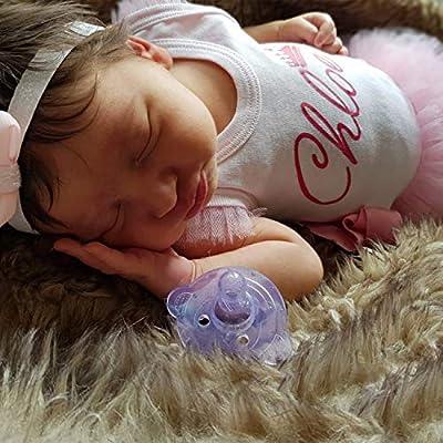 Momcozy Chupetes para Bebés con Forma de Monito, 2 Paquetes ...