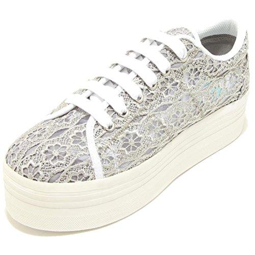 Donna Scarpa Women Jeffrey Grigio Zomg Campbell 7879f Zeppa bianco Shoes Sneaker aqawH6YxS