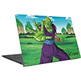 Skinit Dragon Ball Z Envy 17t (2018) Skin - Piccolo Power Punch Design - Ultra Thin, Lightweight Vinyl Decal Protection
