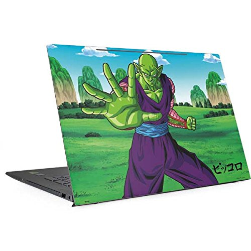 Skinit Dragon Ball Z Envy 17t (2018) Skin - Piccolo Power Punch Design - Ultra Thin, Lightweight Vinyl Decal Protection by Skinit