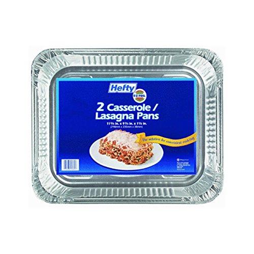 Casserole Pan pack of 2