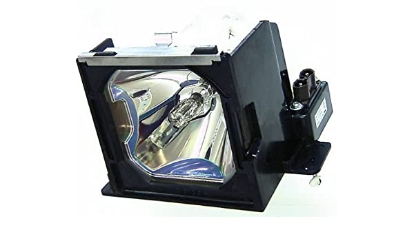 Replacement Lamp with Housing for SANYO PLC-XP51L with Ushio Bulb Inside