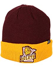 Zephyr Fashion Cuff Beanie Hat - NCAA Cuffed Winter Knit Toque Cap