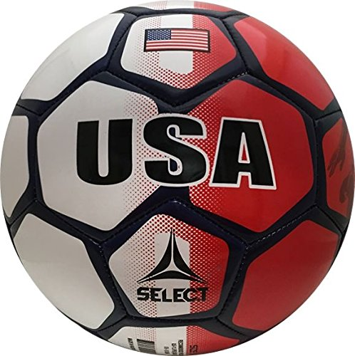 SELECT USA World Cup Country Soccer Ball - Skills Ball - 47 cm